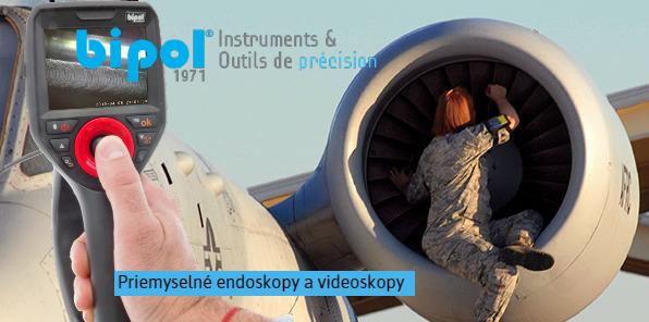 BIPOL - Priemyselné endoskopy a videoskopy