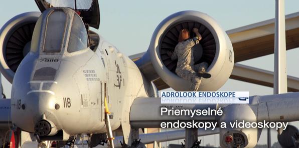 ADROLOOK ENDOSKOPE - Priemyselné endoskopy a videoskopy