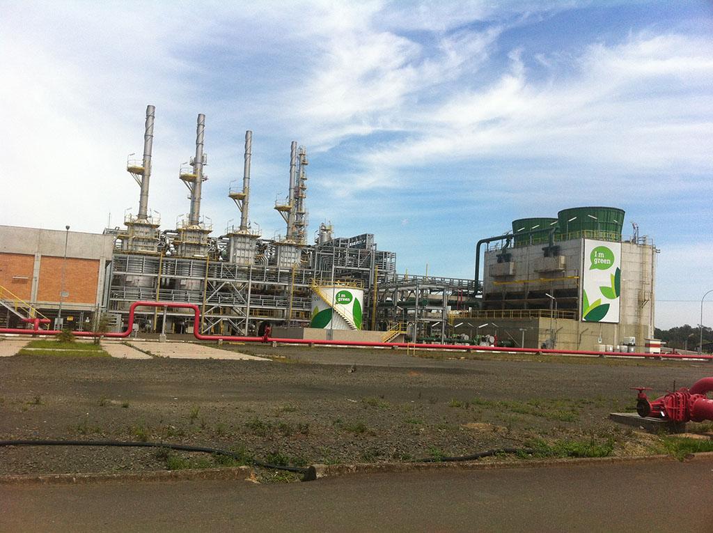 Najväčšia výrobňa zeleného etylénu na svete úspešne využíva systém COMPASS